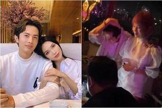 Sĩ Thanh vừa công khai chia tay, Huỳnh Phương đã lộ ảnh hẹn hò người mới?