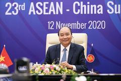 Lập trường ở Biển Đông trong cuộc họp giữa ASEAN và Trung Quốc