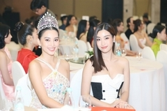 Tiara for Miss Vietnam 2020 pageant unveiled