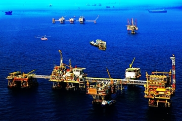 Oil fields becoming depleted, difficulties lie ahead