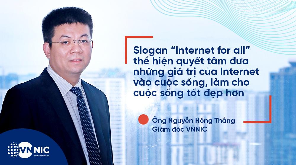 nhận diện thương hiệu,VNNIC