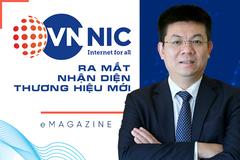 VNNIC ra mắt nhận diện thương hiệu mới