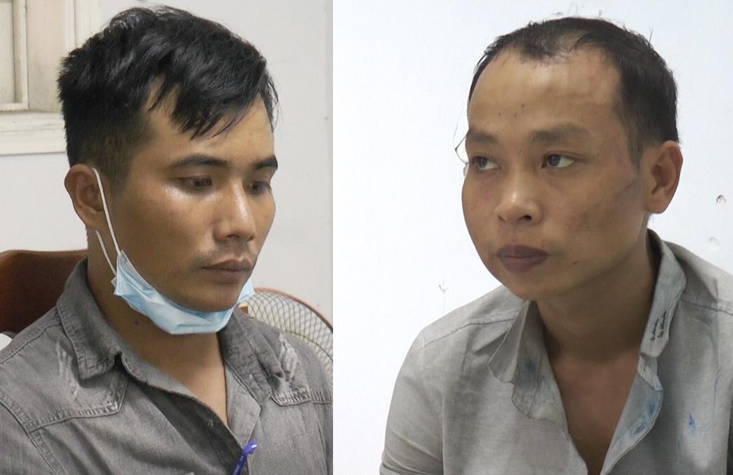 Cảnh sát nổ súng truy đuổi 2 đối tượng trộm hàng loạt xe máy ở Đà Nẵng