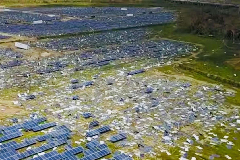 Rác 'pin' năng lượng mặt trời, hiểm họa đe dọa nước nghèo