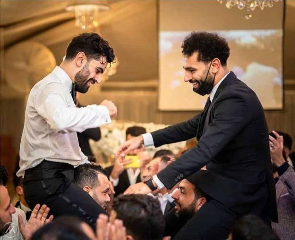Salah dương tính Covid-19 khi dự tiệc cưới em trai