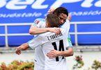 Cavani và Suarez lập công Uruguay đè bẹp Colombia