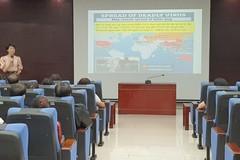 Đà Nẵng: Bác sĩ chia sẻ kinh nghiệm phòng và kiểm soát dịch Covid-19