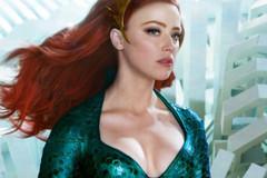 Amber Heard tiếp tục đóng 'Aquaman 2' dù làn sóng tảy chay dữ dội