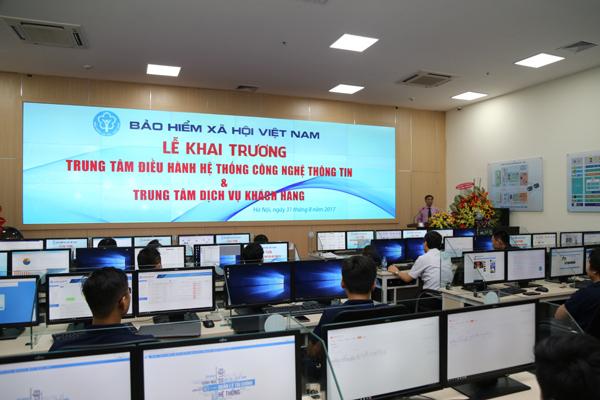 BHXH Việt Nam dẫn đầu các cơ quan về ứng dụng CNTT
