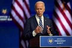 Tổng thống Trump chưa cho ông Biden nhận bản tin tình báo