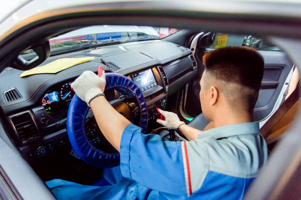 Hải Phòng Ford sửa chữa lưu động miễn phí ở Thái Bình