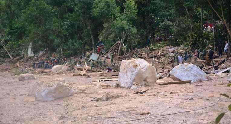 Phó Chủ tịch Quảng Nam: Không đánh đổi môi trường để xây thêm thủy điện
