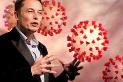 Mỹ lập kỷ lục mới, tỷ phú Elon Musk dương tính với Covid-19
