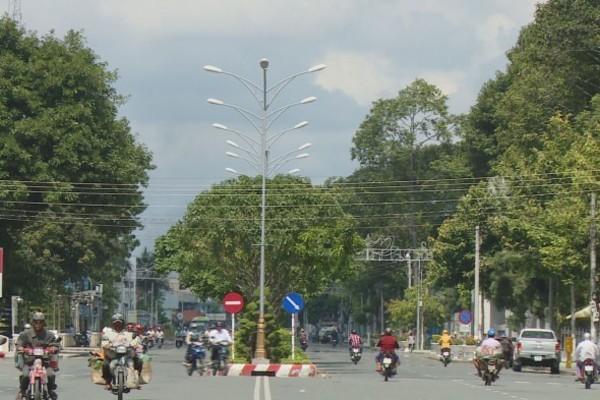 Thị xã Gò Công hoàn thành nhiệm vụ xây dựng NTM
