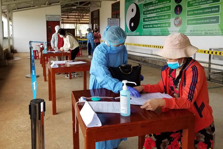 Tăng cường phát hiện sớm người bệnh nhiễm SARS-CoV-2 trong bệnh viện