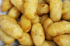 Cách làm món khoai lang kén vỏ ngoài giòn rụm bên trong thơm mềm