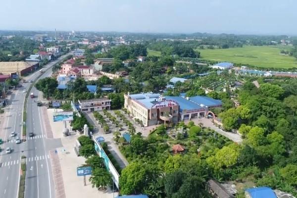 Điểm sáng xây dựng NTM của tỉnh Thái Nguyên