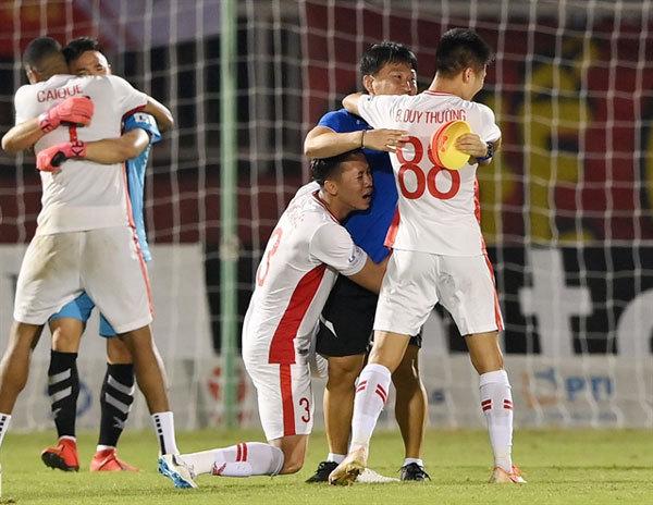 Viettel FC turn focus to conquering Asia