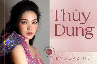 Hoa hậu Thùy Dung: Từ ồn ào 'cặp đại gia' đến tình yêu đẹp tuổi 31