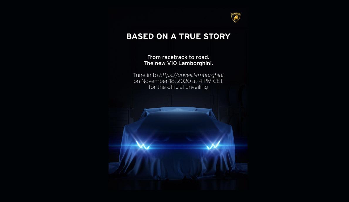 Siêu xe Lamborghini Huracan phiên bản mới sẽ ra mắt vào tuần tới