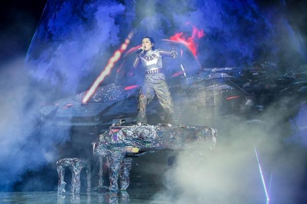 ICD lên ngôi quán quân King Of Rap, HIEUTHUHAI trượt Top 4