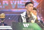 Dế Choắt nhận hơn 1 tỷ khi trở thành quán quân Rap Việt