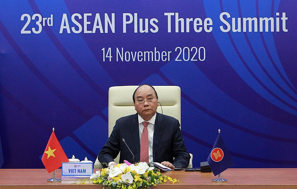 Trung Quốc, Nhật Bản, Hàn Quốc coi trọng vai trò trung tâm của ASEAN