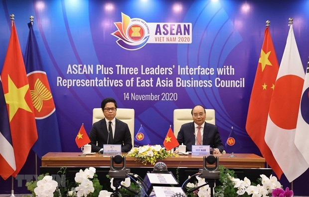 PM Nguyen Xuan Phuc,ASEAN Plus Three,Vietnam politics news