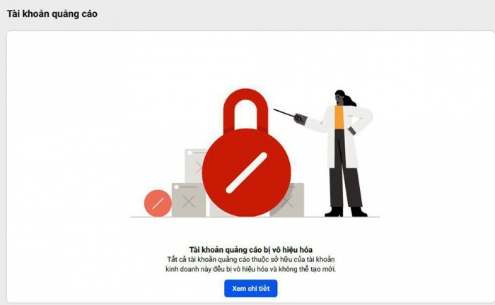 Doanh nghiệp điêu đứng vì Facebook 'dở chứng'