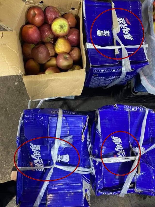 Dân buôn 'vén màn' nguồn gốc táo đá 10.000 đồng/kg được quảng cáo là đặc sản Hà Giang