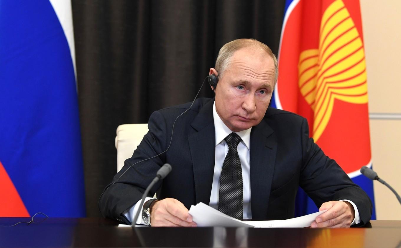 Tổng thống Nga Putin: Tôi đồng ý với 'Tuyên bố Hà Nội'