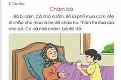 Tài liệu chỉnh sửa SGK Tiếng Việt 1 bộ Cánh Diều như thế nào?