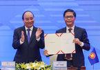 Hiệp định khu vực thương mại tự do lớn nhất thế giới ký kết thành công tại Hà Nội