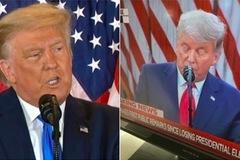 Diện mạo mới của ông Trump sau bầu cử