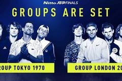 Lịch thi đấu tennis giải ATP Finals 2020