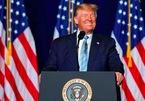 Ông Trump tuyên bố giữ suy nghĩ thắng cử trong 6 tháng