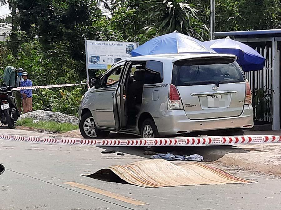 Tình tiết mới vụ giải cứu vợ bị bắt đưa lên ô tô, chồng đâm chết người