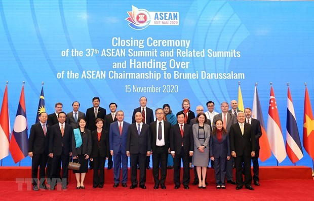 37th ASEAN Summit and Related Summits wrap up successfully