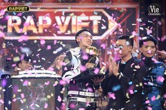 De Choat crowns as winner of Rap Viet competition