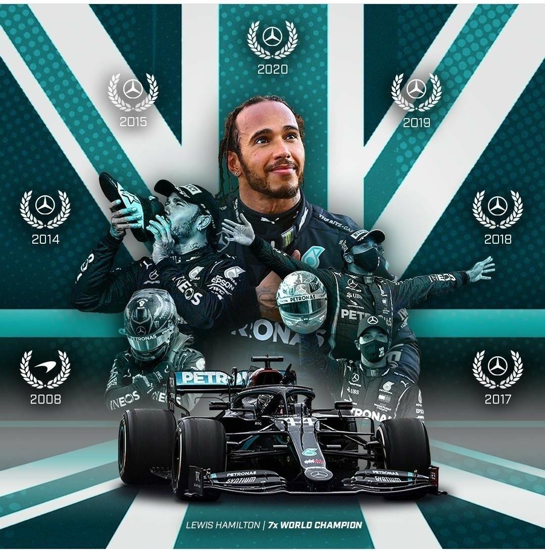 Lewis Hamilton: Sinh ra để chiến thắng