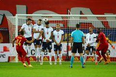Bỉ dập tắt hi vọng đi tiếp của tuyển Anh