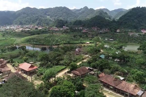 Dấu ấn nông thôn mới ở vùng cao Phổng Lái