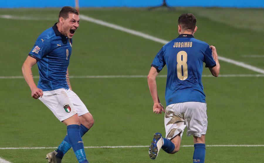 Jorginho 'nhảy chân sáo', Italy khiến Ba Lan khóc hận