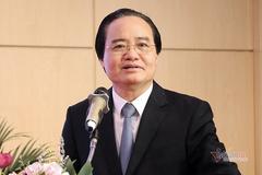 Bộ trưởng Phùng Xuân Nhạ nói về áp lực của ngành giáo dục