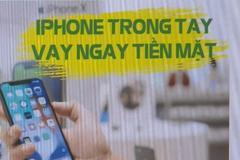 Lãi suất cực 'khủng', đe dọa tống tiền, khóa điện thoại... khi vay tiền qua tài khoản iCloud