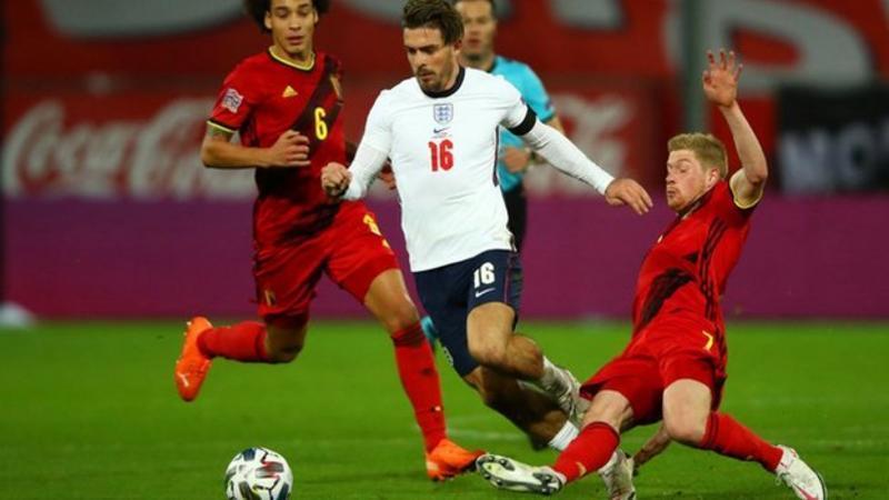 Tuyển Anh thua Bỉ, HLV Southgate vẫn phải hết lời khen một cái tên