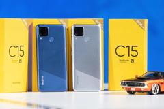 Realme C15 ra mắt náo nhiệt tri ân realfans
