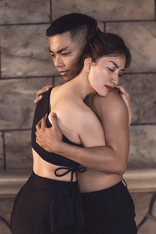 Vợ chồng Khánh Thi - Phan Hiển với bộ ảnh khiêu vũ ấn tượng