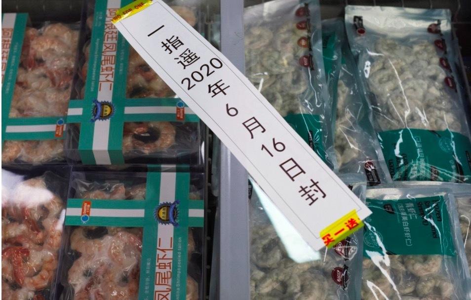 Trung Quốc phát hiện virus corona trên nhiều thực phẩm đông lạnh