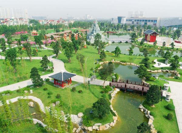 Điều gì làm nên chuẩn 'wellness living' ở Vinhomes Smart City?